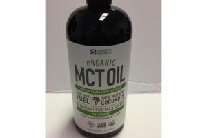 ORGANIC MCT OIL BLENDS WITH COFFEE & SHAKES DIETARY SUPPLEMENT