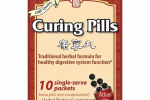 CURING PILLS HERBAL DIETARY SUPPLEMENT