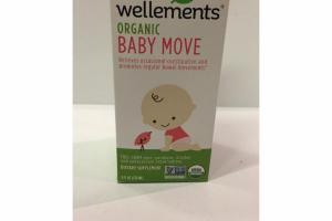 ORGANIC BABY MOVE DIETARY SUPPLEMENT