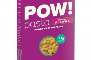 CHICKPEA ELBOWS POWER PROTEIN PASTA