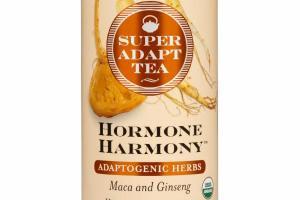 MACA AND GINSENG HORMONE HARMONY HERBAL TEA SUPPLEMENT TEA BAGS