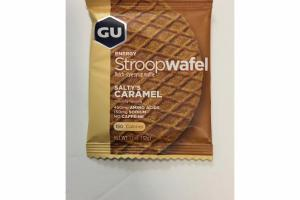 SALTY'S CARAMEL ENERGY STROOP DUTCH-STYLE SYRUP WAFFLE