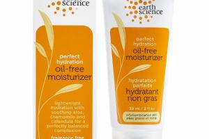 FRAGRANCE FREE PERFECT HYDRATION OIL-FREE MOISTURIZER