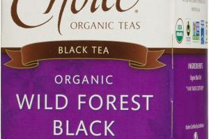 ORGANIC WILD FOREST BLACK TEA BAGS