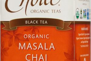 ORGANIC MASALA CHAI BLACK TEA BAGS