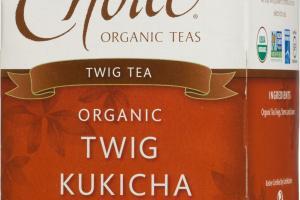ORGANIC TWIG KUKICHA TEA BAGS
