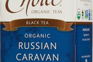 ORGANIC RUSSIAN CARAVAN BLACK TEA BAGS