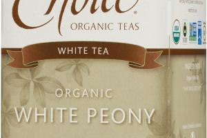 ORGANIC WHITE PEONY TEA BAGS