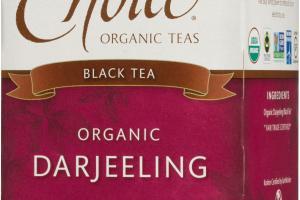 ORGANIC DARJEELING BLACK TEA BAGS