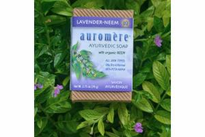 AYURVEDIC SOAP WITH LAVENDER-NEEM