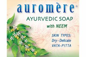AYURVEDIC SOAP WITH VANILLA-NEEM