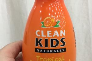 Tropical Orange Burst Shampoo