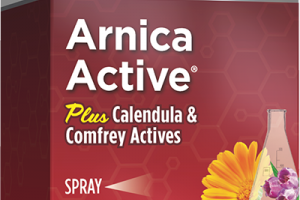 HOMEOPATHIC PLUS CALENDULA & COMFREY ACTIVES SPRAY