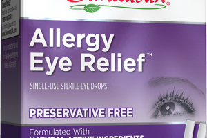HOMEOPATHIC ALLERGY EYE RELIEF SINGLE-USE STERILE EYE DROPS