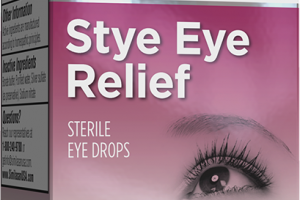 STYE EYE RELIEF STERILE EYE DROPS