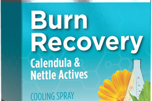 HOMEOPATHIC BURN RECOVERY COOLING SPRAY