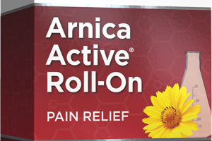 HOMEOPATHIC ARNICA ACTIVE ROLL-ON PAIN RELIEF