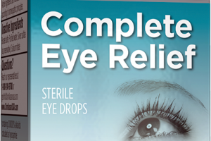 COMPLETE EYE RELIEF STERILE EYE DROPS HOMEOPATHIC ORIGINAL SWISS FORMULA