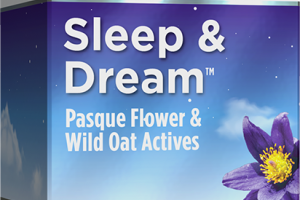 SLEEP & DREAM PASQUE FLOWER & WILD OAT ACTIVES HOMEOPATHIC DISSOLVABLE TABLETS