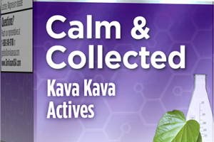 HOMEOPATHIC ORIGINAL SWISS FORMULA CALM & COLLECTED KAVA KAVA ACTIVES DISSOLVABLE TABLETS