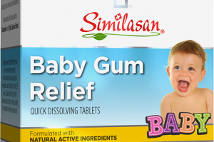 BABY GUM RELIEF HOMEOPATHIC QUICK DISSOLVING TABLETS