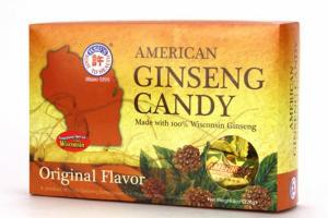 ORIGINAL FLAVOR AMERICAN GINSENG CANDY