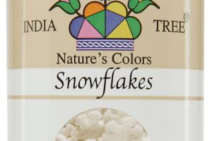 NATURE'S COLORS SNOWFLAKES