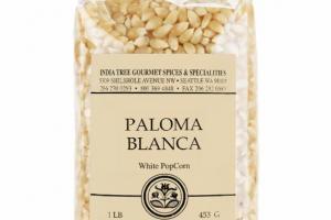 PALOMA BLANCA WHITE POPCORN