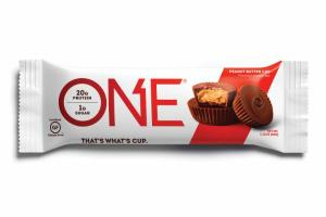 PEANUT BUTTER CUP FLAVORED PROTEIN BAR