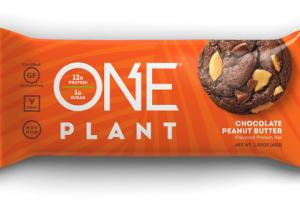 CHOCOLATE PEANUT BUTTER FLAVORED PROTEIN BAR
