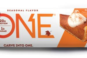 PUMPKIN PIE FLAVORED PROTEIN BAR