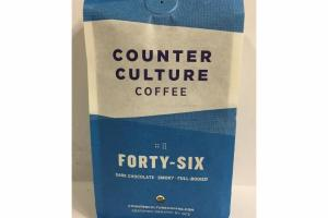 DARK CHOCOLATE FORTY-SIX WHOLE BEAN COFFEE