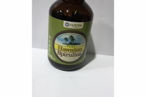 PURE HAWAIIAN SPIRULINA NATURE'S SUPERFOOD DIETARY SUPPLEMENT POWDER