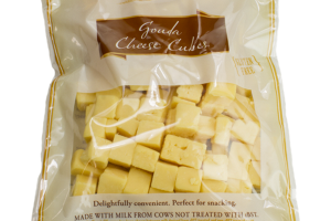 GOUDA CHEESE CUBES