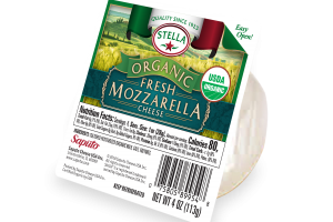 ORGANIC FRESH MOZZARELLA CHEESE