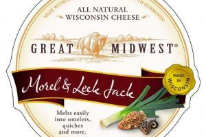 MOREL & LEEK JACK WISCONSIN CHEESE