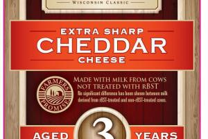 EXTRA SHARP CHEDDAR CHEESE