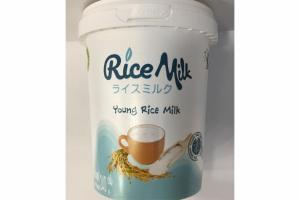 YOUNG RICE MILK