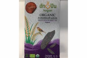 ORGANIC 100% WHOLE GRAIN RICEBERRY