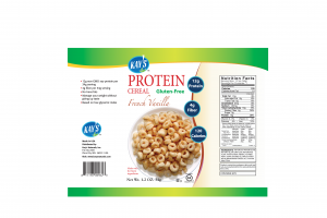 FRENCH VANILLA PROTEIN CEREAL