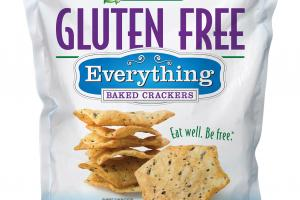 EVERYTHING BAKED CRACKERS