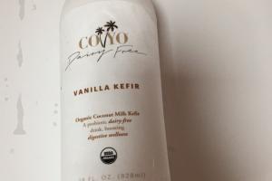 Organic Coconut Milk Kefir