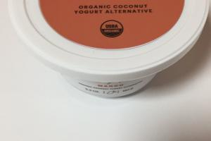 Organic Coconut Yogurt Alternative