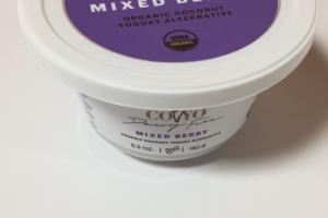 Organic Coconut Yogurt Alternative