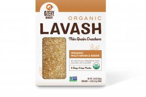 LAVASH ORGANIC MULTI GRAIN & SEEDS THIN CRACKERS