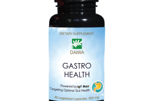 GASTRO HEALTH DIETARY SUPPLEMENT VEGETARIAN CAPSULES