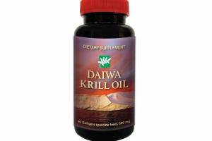 KRILL OIL DIETARY SUPPLEMENT SOFTGELS