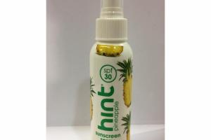 SUNSCREEN SPRAY, PINEAPPLE