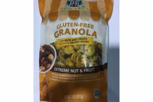 GLUTEN FREEEXTREME NUT & FRUIT GRANOLA