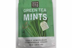 MINTS GREEN TEA
